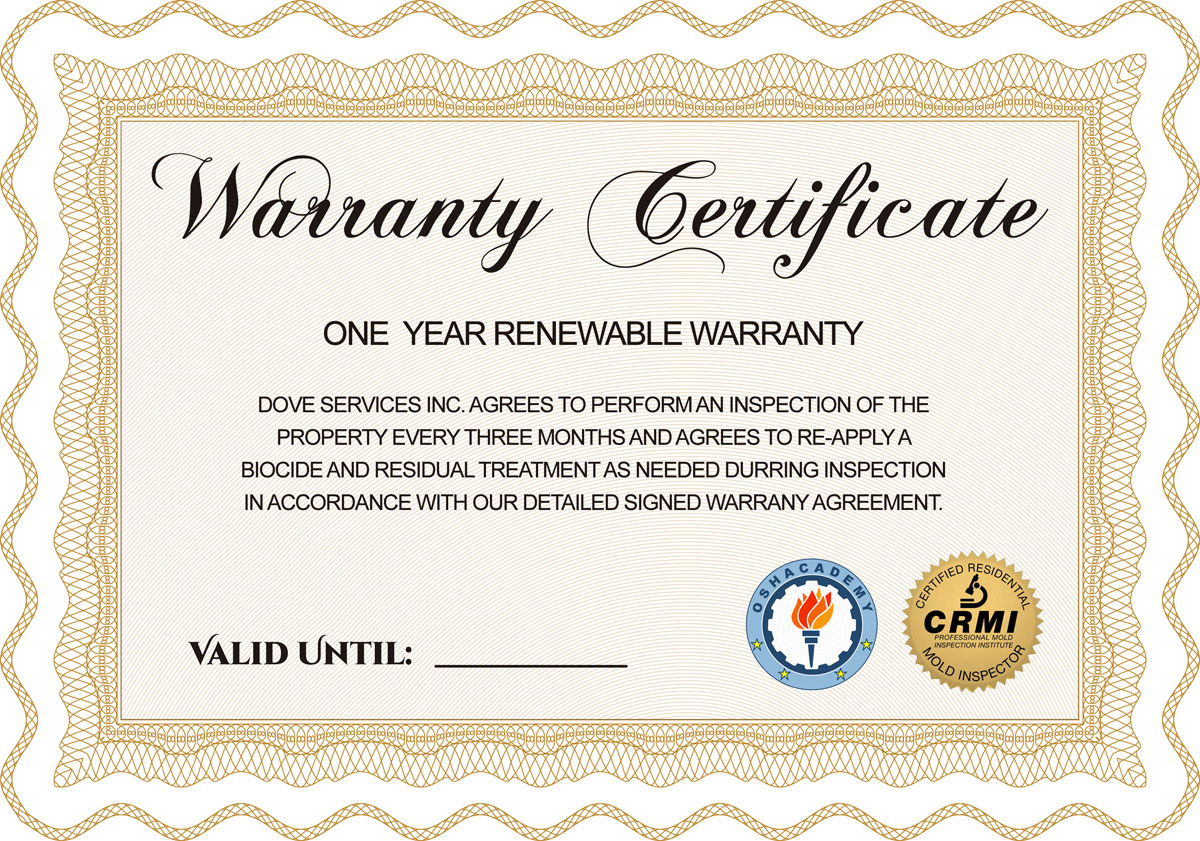 Mold-Free-Warranty-not-just-a-Guarantee